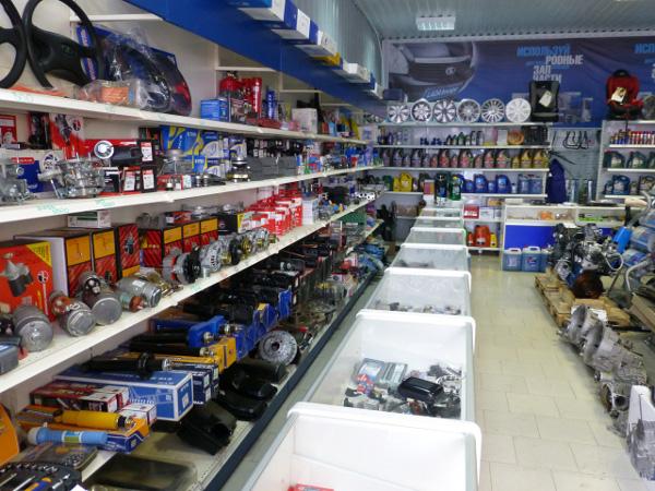 Бизнес идея: открытие магазина автозапчастей
