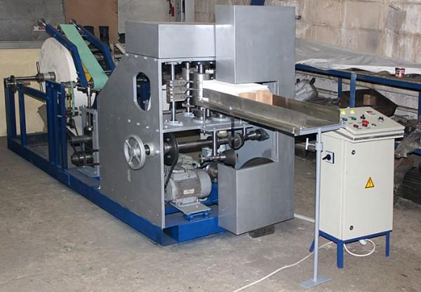 Бизнес по производству бумажных салфеток