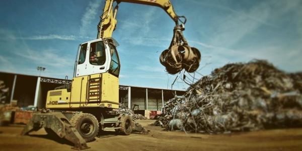 Бизнес идея: как открыть пункт приема металлолома