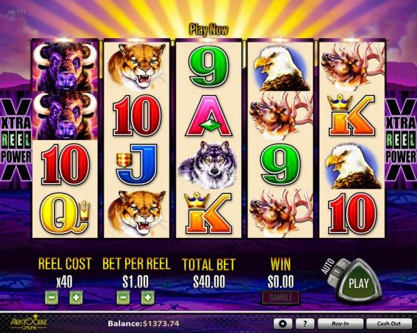 Игровой автомат Buffalo - большие выигрыши с минимальным риском