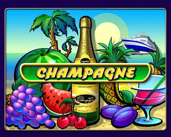 Игровой автомат Champagne Party - шампанское для победителей