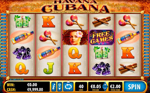 Игровой автомат Havana Cubana - кубинские сокровища для игроков казино Вулкан