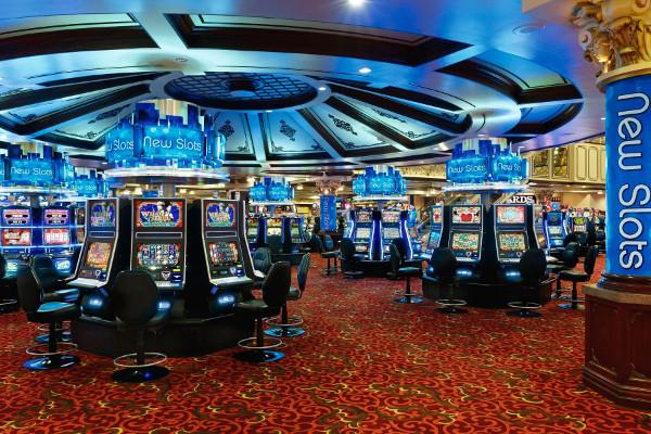 Игровые автоматы онлайн - на лучшей игровой площадке рунета