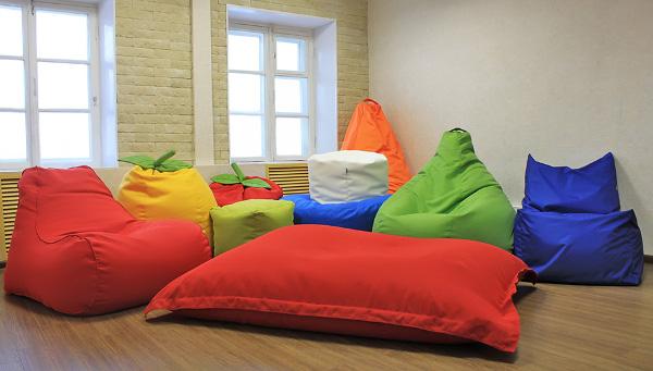 Как открыть бизнес по производству бескаркасной мебели