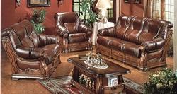 Кожаная мебель – правильный выбор!