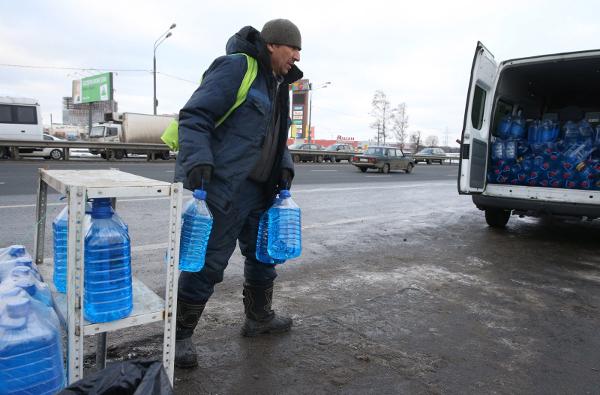 Производство незамерзающей жидкости как бизнес