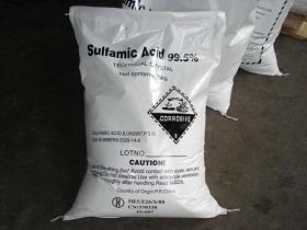 Сульфаминовая кислота: техническое описание