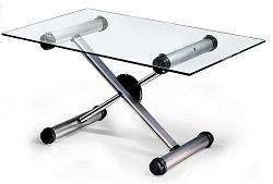 Трансформируемые столы для домашнего интерьера